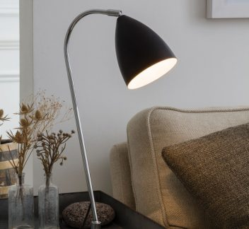 Joel desk lamp black joel, table