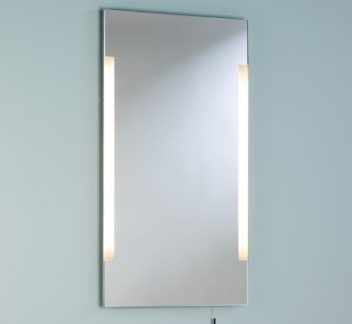 Imola 800 Polished Chrome Bathroom Mirror Light Astro, Mirror Light, Polished Chrome
