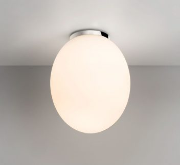 Astro Cortona 240 Ceiling Light Astro, ceiling light, Cortona 240, Polished Chrome, Textured White