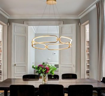 Schuller COLETTE LED Pendant - Rose Gold Colette, LED, pendant, Rose Gold, Schuller