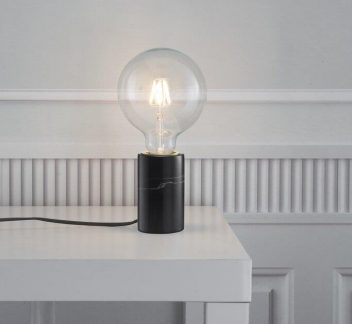 Nordlux Siv Table Lamp Black, nordlux, Siv, Table Lamp