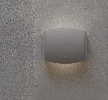 Fumagalli ABRAM 150 - Grey exterior light, Fumagalli ABRAM 150, Grey, LED