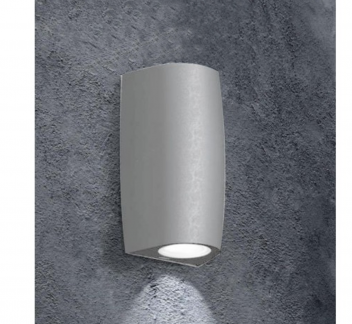 Fumagalli MARTA 90 Up & Down Light - Grey fumagalli, Grey, LED, MARTA 90, Outdoor Light