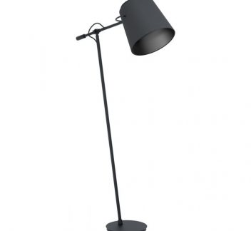 Eglo GRANADILLOS Floor Light Black, EGLO, Floor Light, GRANADILLOS