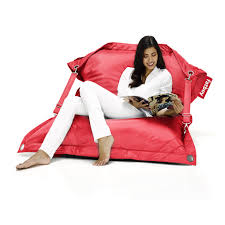 FATBOY Buggle-Up Outdoor beanbag - Red Beanbag, Buggle-up, FATBOY, outdoor, Red