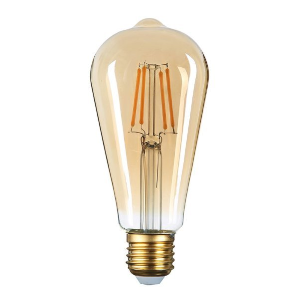 LED Candle ST64 7.5W Antique Bronze Dimmable LED Candle ST64 7.5W Antique Bronze Dimmable