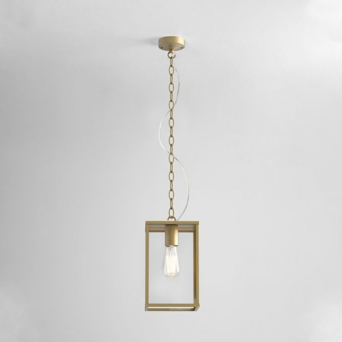 ASTRO Homefield Pendant 240 Natural Brass 240 Natural Brass, Astro, Coastal, HOMEFIELD, pendant